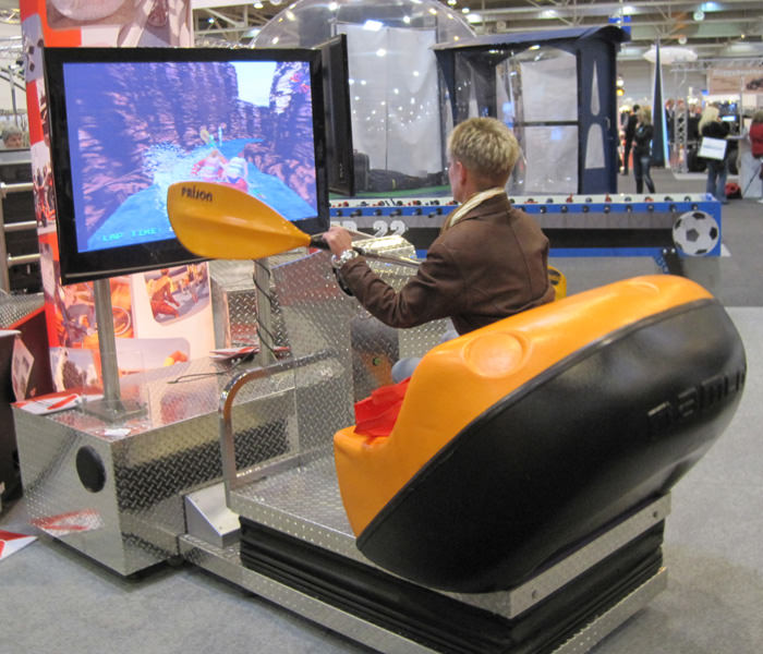 Rafting Simulator