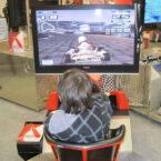 Rennen Kart Simulator fahren
