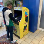Pac Man Automat Vermietung