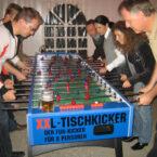 Riesen Tischkicker XXL mieten
