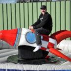 Rodeo Anlage für Kinder mieten