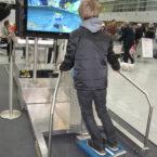 Ski fahren Simulator