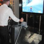 Ski Simulator einzelsimulator