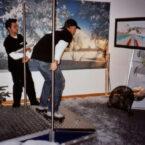 Skisprung Simulator