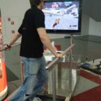 Snowboard Simulator für Events mieten