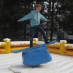 Snowboard Air Simulator