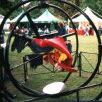 space rotator gyroskop