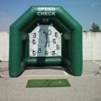 speed check geschwindigkeit golf