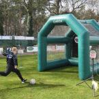 Speed Kick Ballgeschwindigkeitsmessung mieten