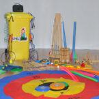 Spielemix für Kinder mieten