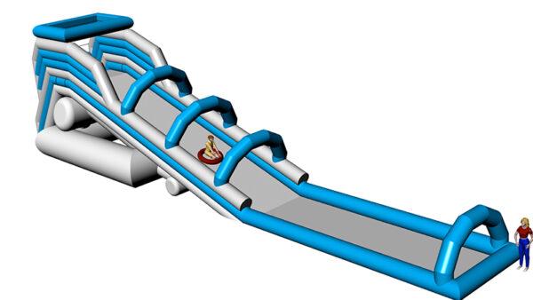 Tubing Rodelbahn mieten