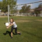 Park Volleyballnetz mieten