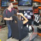 VR Racesimulator mieten