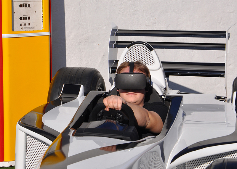 VR F1 Simulation mieten