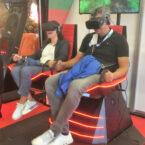 VR Doppelsimulator mieten