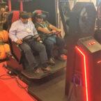 VR-Simulator mit 5D mieten