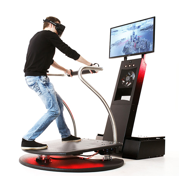 Virtual Reality Simulator mieten