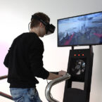 Virtuel Reality Simulation 5D mieten