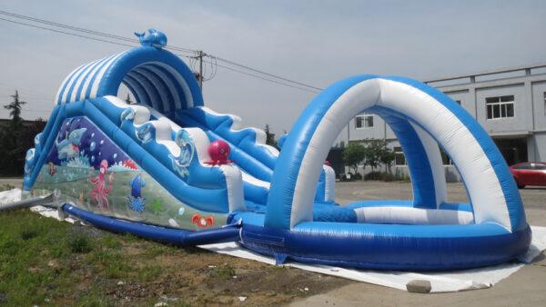 Riesenwasserutsche mieten