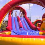 Wasserrutsche Inflatable Mieten