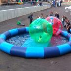 Wasser-Zorbball mieten