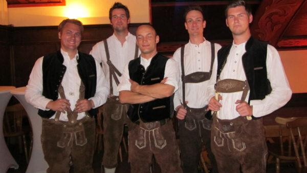 bayrische Eventmodule mieten