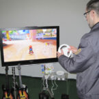 Wii Station Monitor Mieten
