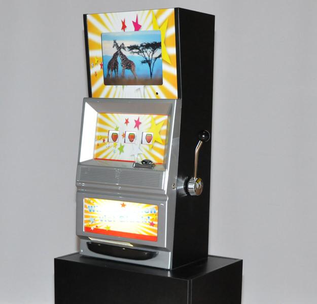 Slot-Machine-mieten