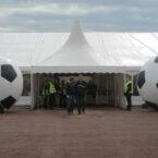xxl fussball air display mieten