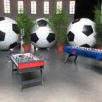 3 Meter Riesen Fußball mieten