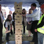 Xxl Jenga Outdoor Event