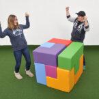 3D Tetrisspiel mieten